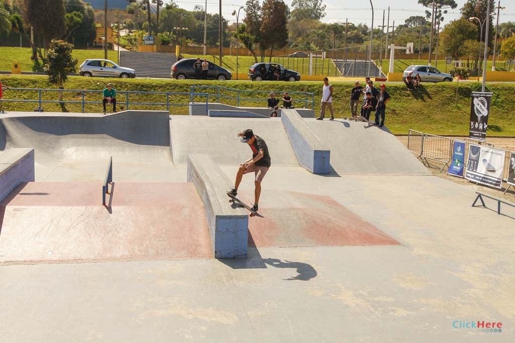Pista de skate de Piraí do Sul PR